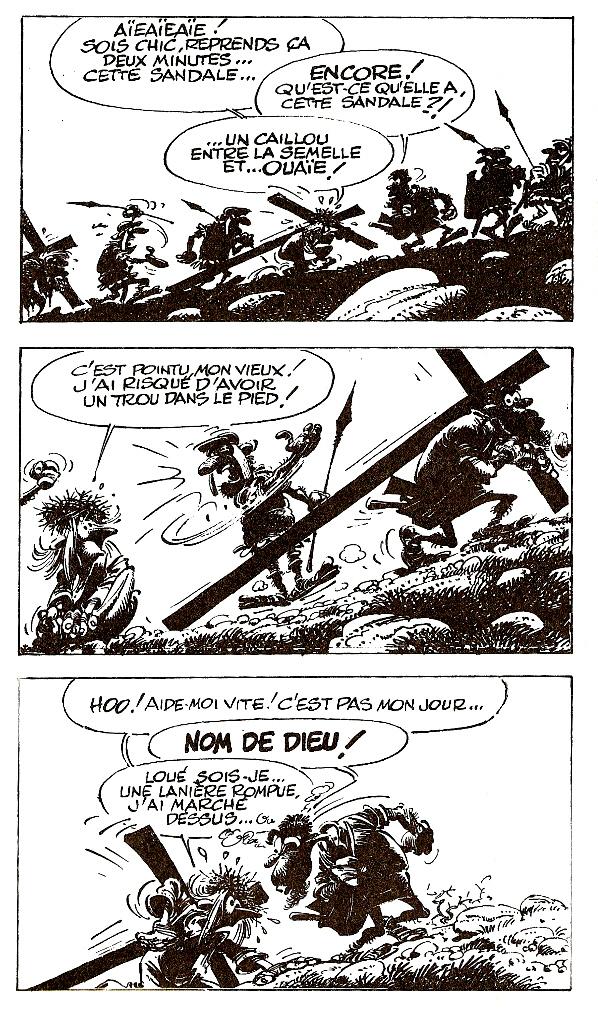 Viñetas de colores: Tebeos, manga, cuadrinhos, comic-books - Página 2 Chemindecroix1