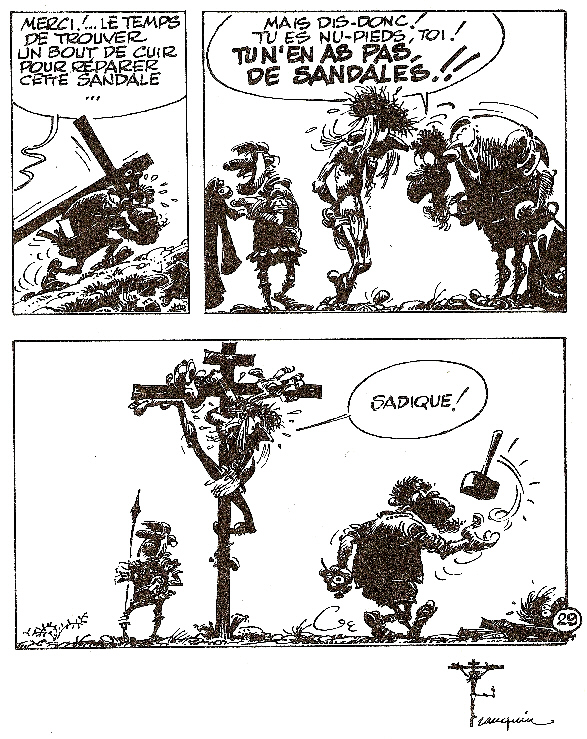 Viñetas de colores: Tebeos, manga, cuadrinhos, comic-books - Página 2 Chemindecroix2