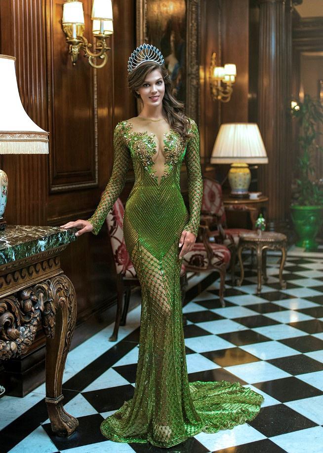 Iris Mittenaere - 65th Miss Universe (France) 1a_2
