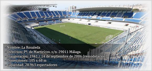 Cuartos de final. Champions League. Ida. Málaga-Borussia Dortmund. Miercoles 3 de Abril. 20.45h Malaga1