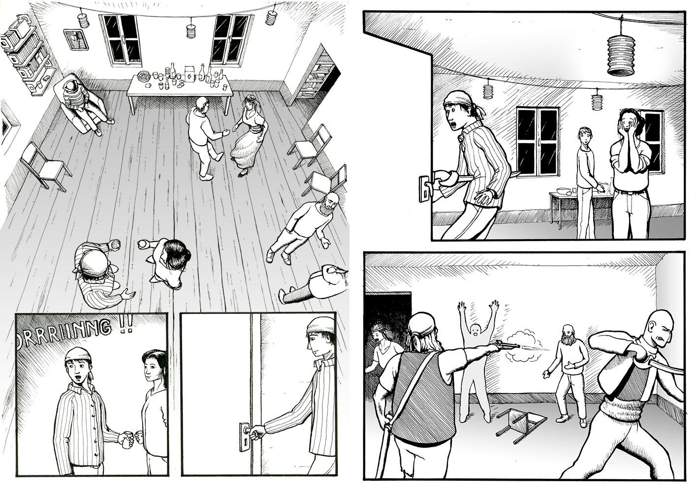 Les 24 heures de la BD - Page 2 Planche1314
