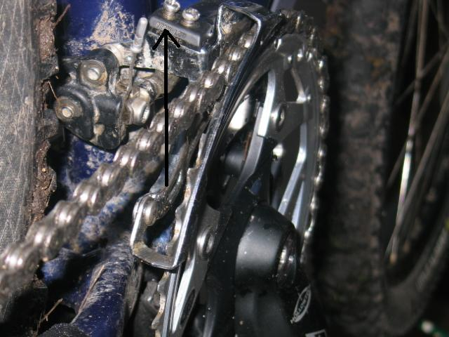 [Méca] Changement cable de dérailleur Deore XT, et réglage. IMG_0915