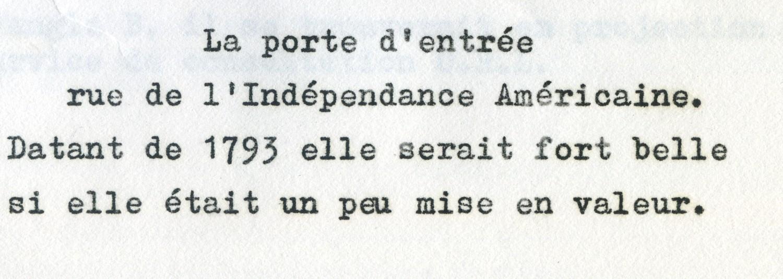 Le Grand Commun, à Versailles Domlar_mars_1976_3_legende