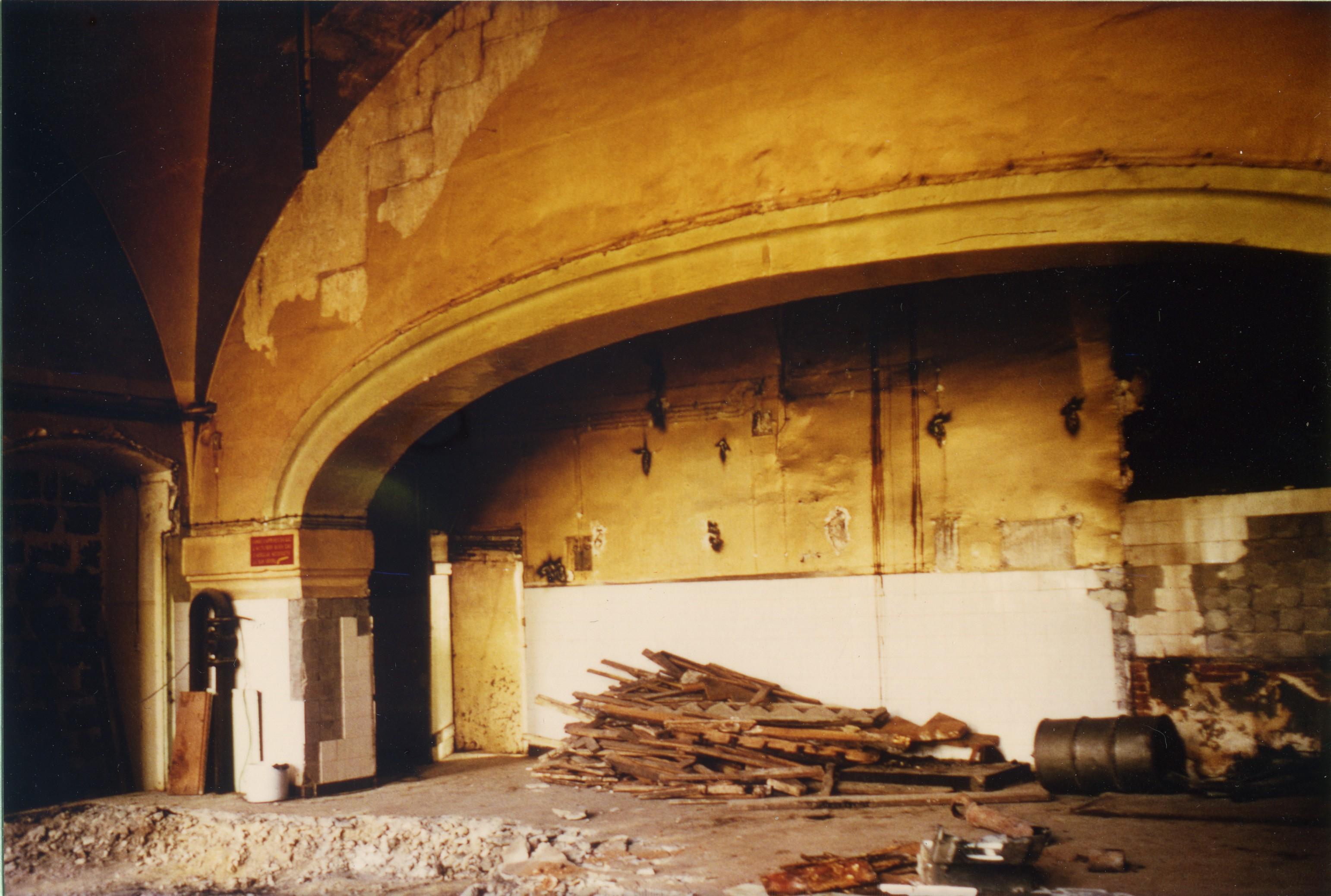 Le Grand Commun, à Versailles Domlar_1977_renovation_cuisine_1_photo