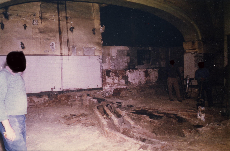 Le Grand Commun, à Versailles Domlar_1977_renovation_cuisine_2_photo