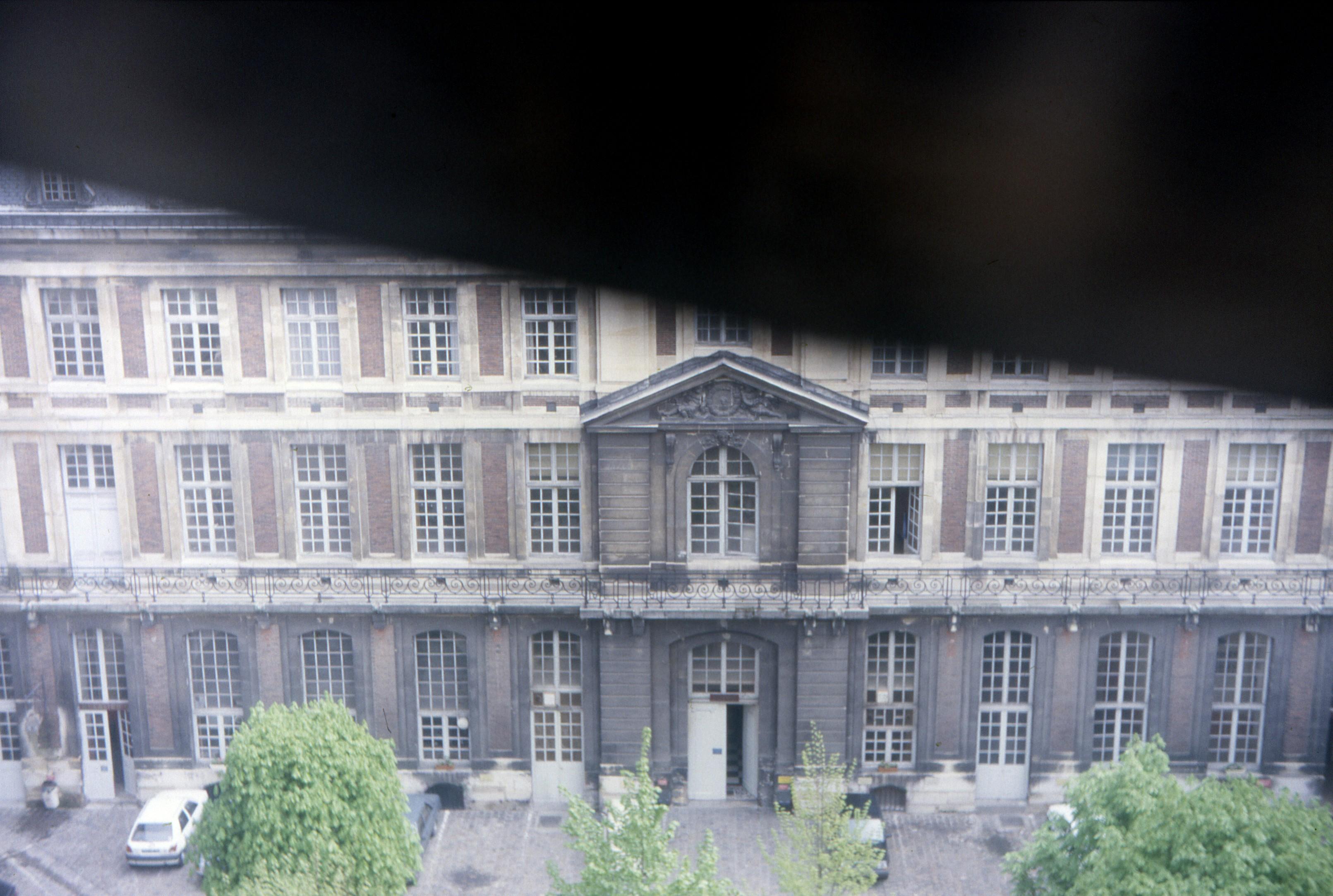 Le Grand Commun, à Versailles 1990-01-36-D