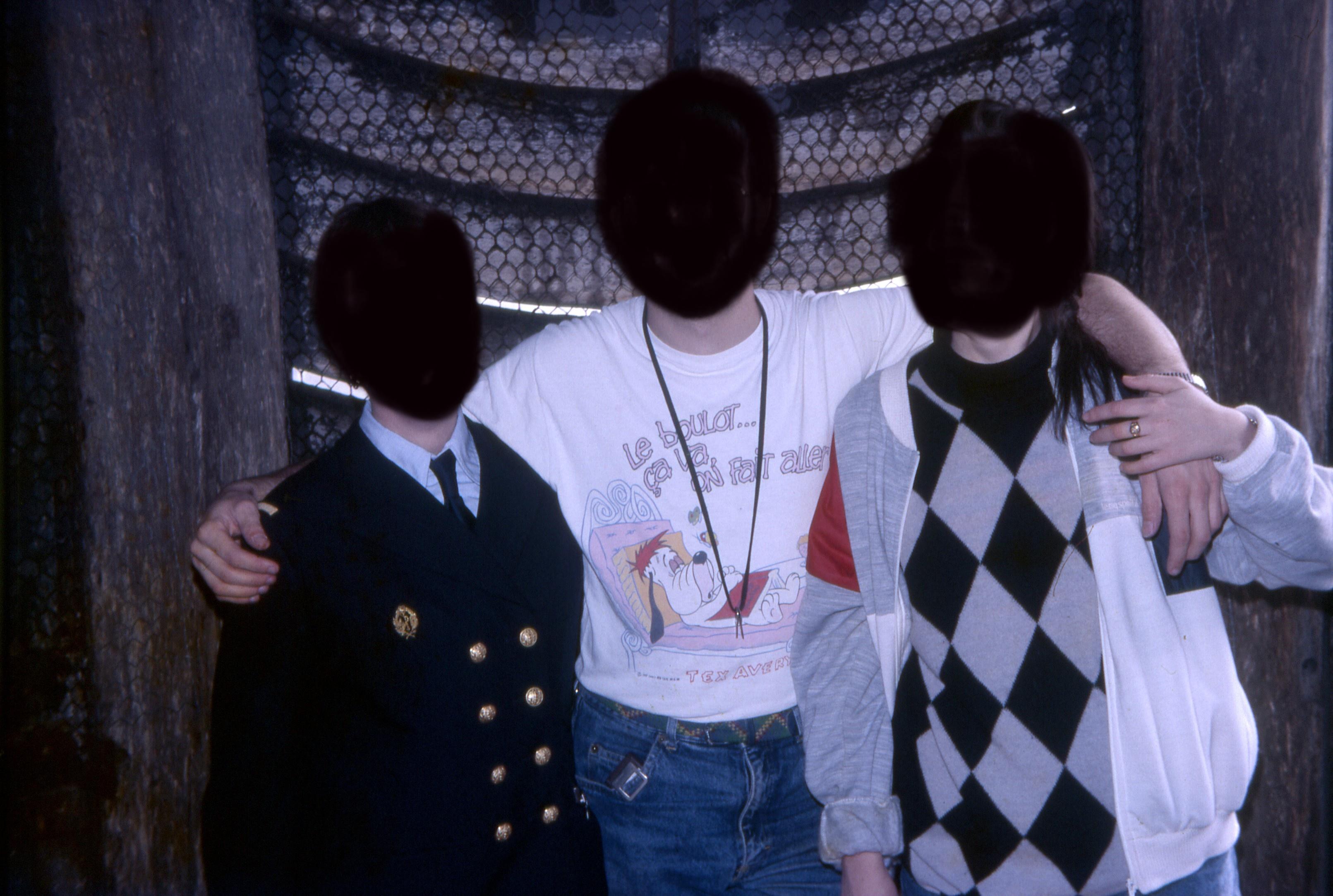 Le Grand Commun, à Versailles 1990-01-39-D