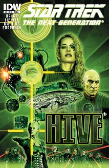 Star Trek : Hive [TNG;2013] Hive_issue_1_cover_A