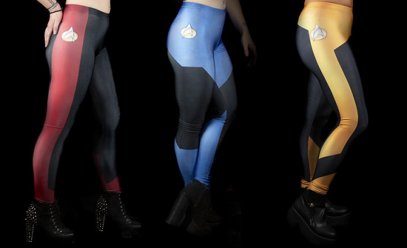 Wild Bangarang [vêtements de sport pour femmes] Leggings_WildBangarang_Red-Blue-Gold-717x437
