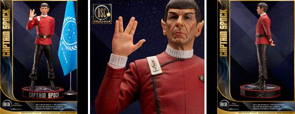 Darkside Collectibles Studio [statues échelle 1/3] SpockStatueDarksideStudios110019