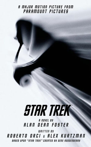 Star trek (2009) [Kelvin ; novellisation] Star_Trek__novel__mass-market_paperback_cover