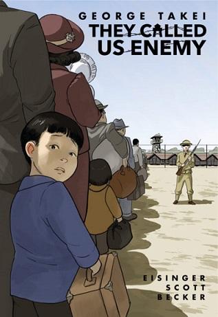 George Takei (Hikaru Sulu) - Page 5 They-Called-Us-Enemy-439x640