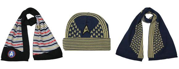 Levarzi [bonnets et écharpes] TrekHatsScarvesLovarzi110719-2