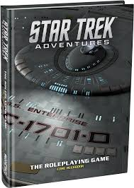 [JDR]Star Trek Adventures [VF ; 2018] Adventures