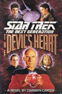 The Devil's Heart [TNG;1993] Cover-devils-heart