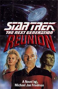 Reunion [pré-TNG;1991] Cover-reunion