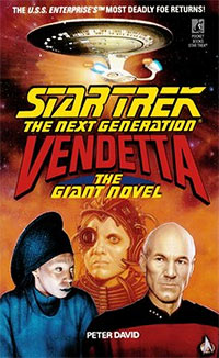 Vendetta [TNG;1991] Cover-vendetta