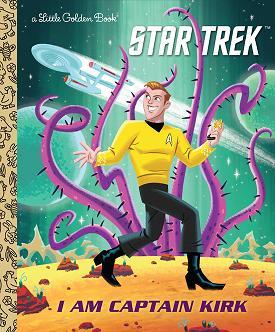 Star Trek Little Golden Books (2019) Coverkirk