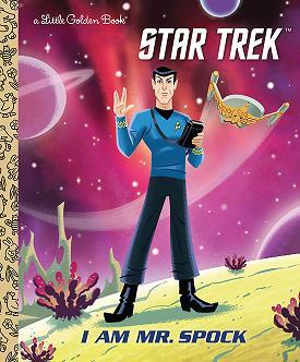 Star Trek Little Golden Books (2019) Coverspock