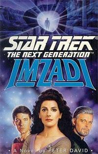 Imzadi [TNG;1992] Imzadi-cover