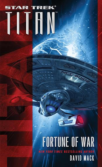 Star Trek Titan : Fortune of war [2017] Insetfow