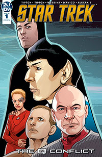 Star Trek : The Q Conflict [TOS-TNG-DS9-VOY;2019] Q1-cover-small