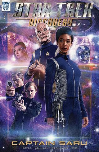 Star Trek : Discovery - Captain Saru [DIS;2019] Sarucpt