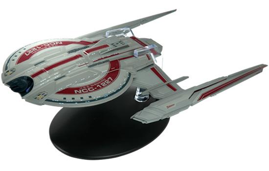 Eaglemoss [fascicules et vaisseaux de collection] Shenzhouinset1