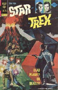 The mimicking menace [Gold Key #28;1975] St28