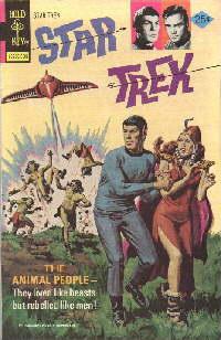 Le peuple animal [Gold Key #32;1975] St32
