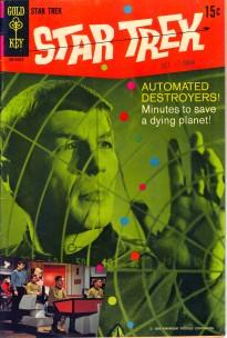 L'invasion des constructeurs de villes [Gold Key #3;1968] St3A