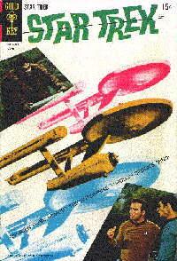 Danger sur la planète Metamorpha [Gold Key #4 et #35; 1969 et 1975] St4