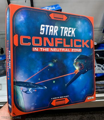 Star Trek: Conflick in The Neutral Zone [jeu de société] Wk6-365x420