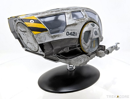 Eaglemoss [fascicules et vaisseaux de collection] Workerbee