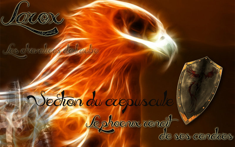 Chevaliers de l'Aube:  Section Légion du crépuscule