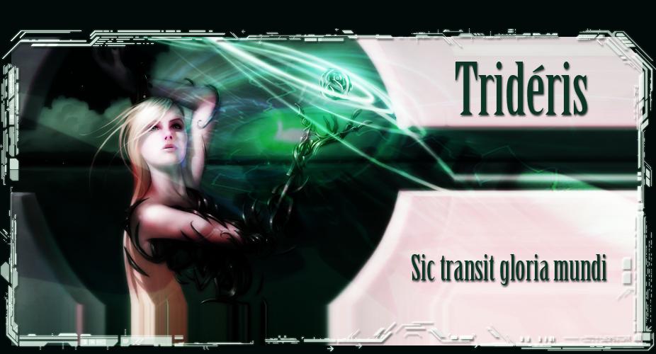 Tridéris
