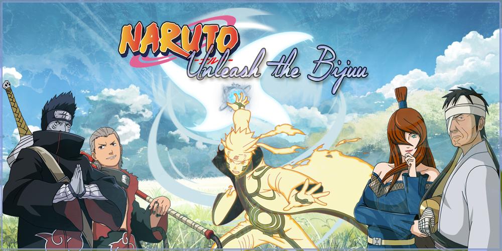 Naruto Unleash the Bijuu