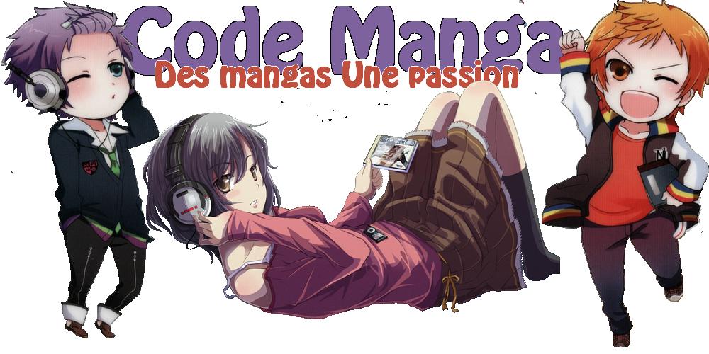 Code Manga