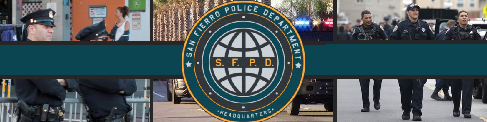 SFPD - Intranet