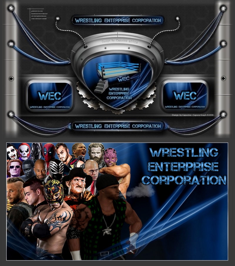 WEC-Wrestling-Enterprise-Corporation