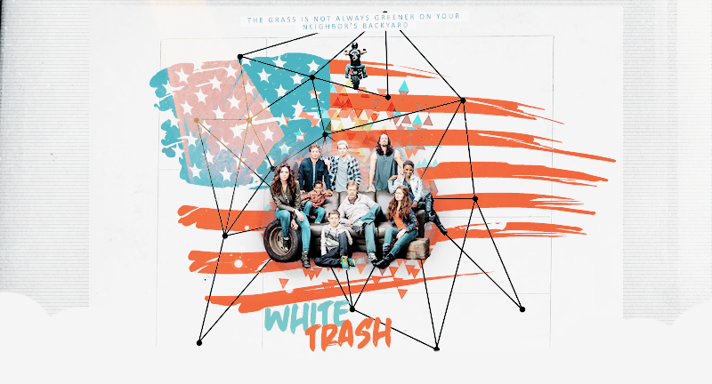 THE WHITE TRASH · welcome to Oracle, Arizona