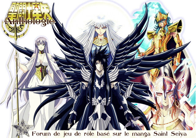 Saint Seiya Anthologie Forum RPG