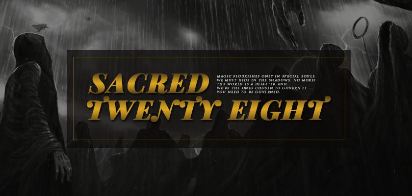Sacred Twenty-Eight
