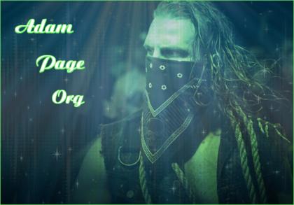 Adam Page Org