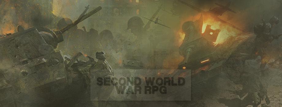Second World War RPG