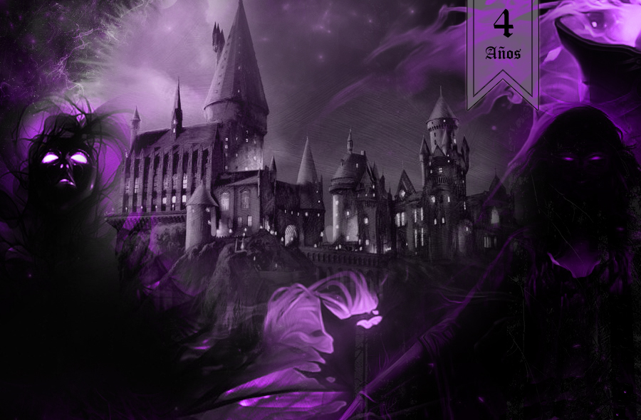 Hogwarts through the veil