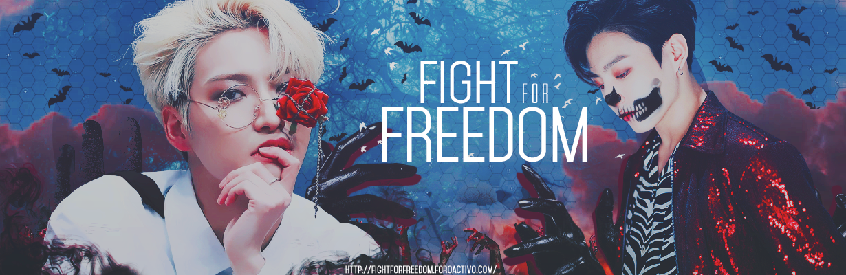 Fight For Freedom!