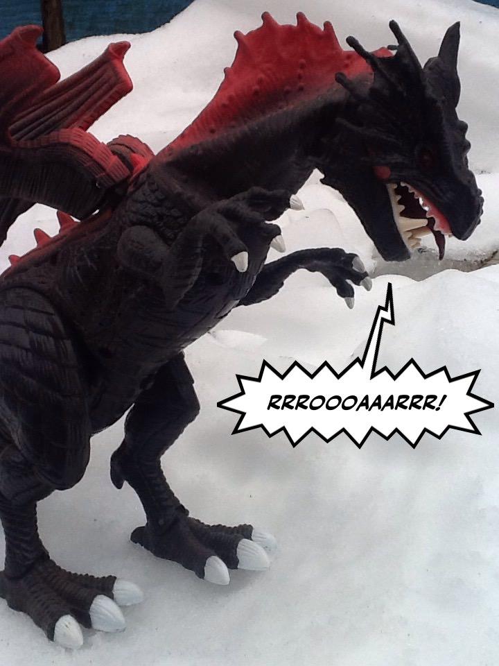 Dragon Woes KcKrWyX
