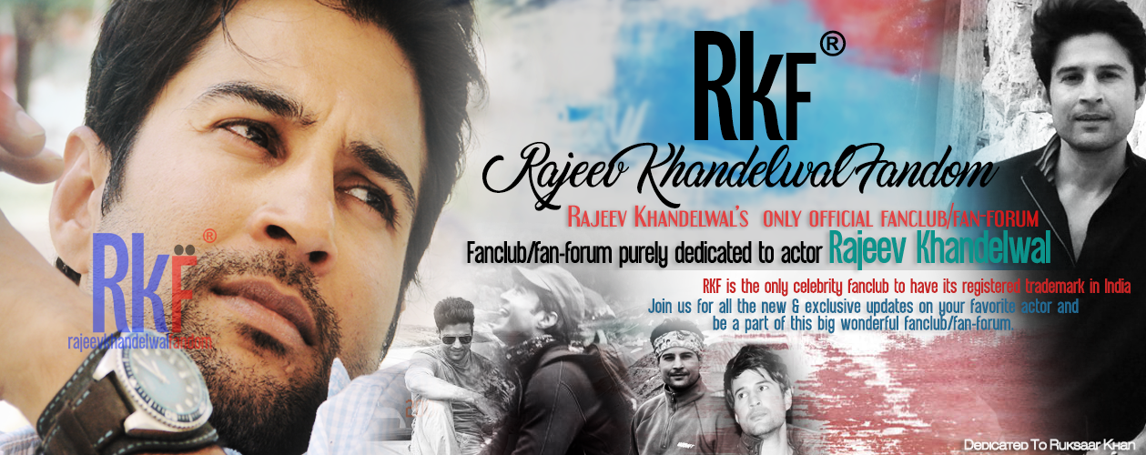 Rajeev Khandelwal: I don't relish success if I haven't earned it  MYjgVdJ