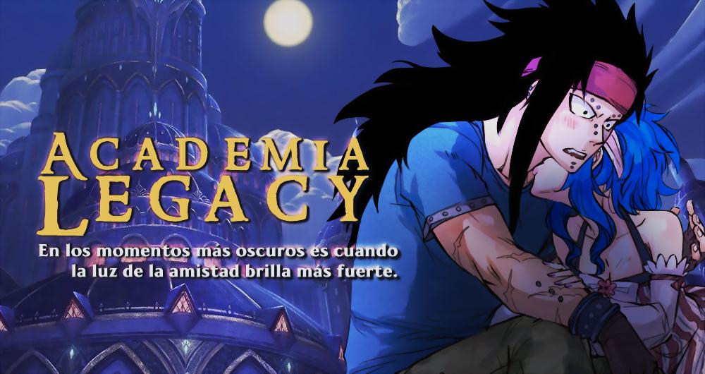 ~ +ACADEMIA LEGACY+ Foro de rol literario ~